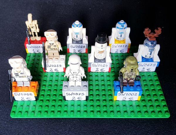 Minifiguras Lego Original Star Wars