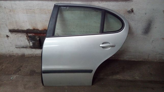 Renault Scenic II 2 Drzwi lewy tył