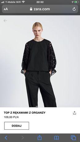 Zara bluzka