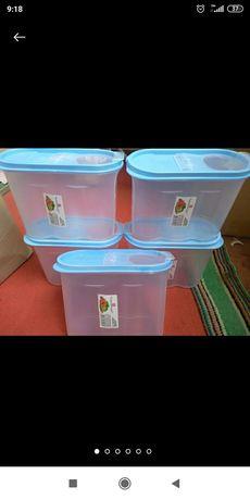 Набір контейнерів для сипучих, набор контейнеров для сыпучих