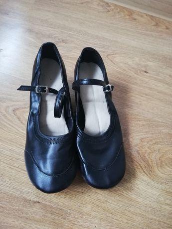 Buty taneczne do tańca charakterki 36