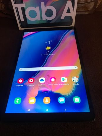 "Продам Планшет Samsung Galaxy Tab A10.1"" LTE (SM-T515) 2/32 Gb Black"