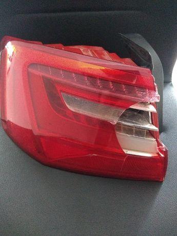 Lampa tylna lewa Audi A6C7 uszkodzona