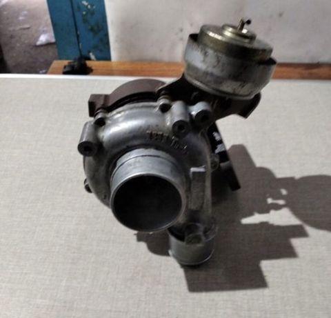 Турбіна Mazda 6 gg/gy 2.0d RF5C дорестайл Генератор стартер разборка