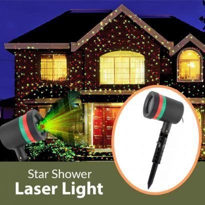 - 30%. Сказочный Лазерный звездный проектор Star shower laser light.