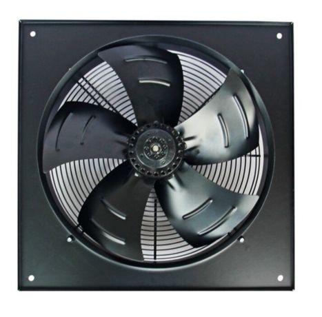 Вентилятор осевой Sigma YWF-4E-600 с фланцем