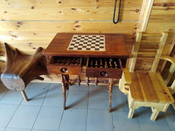 Шахи та шашки...