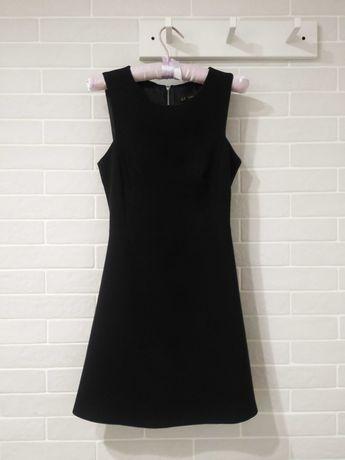 Zara маленькое чёрное платье