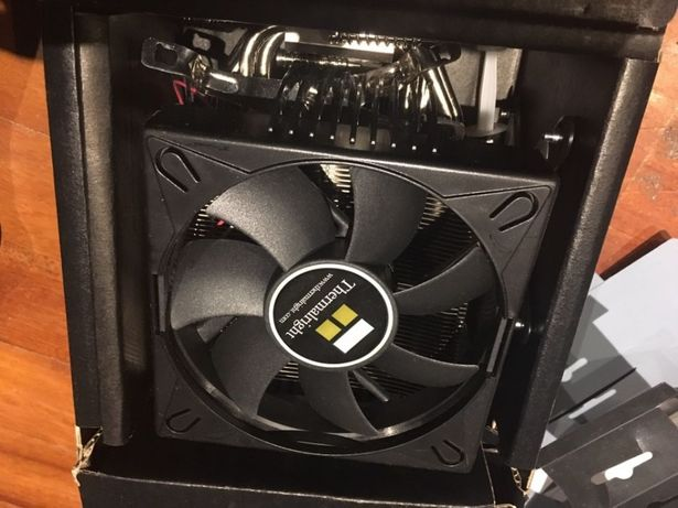 Ventoinha Cooler Thermalright Ultra120 para Intel Socket