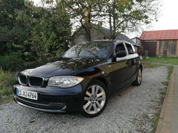 BMW 1 Lift, 2.0D 115KM, 6 biegów, Sóra, Serwis, Bezwypadkowe, 2009r.