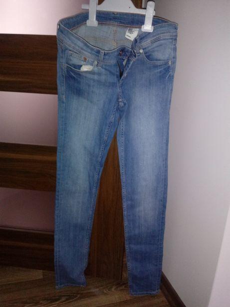 Spodnie h&m super skinny 28\32