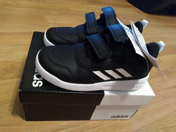 Sportowe adidasy adidas czarne 26,5
