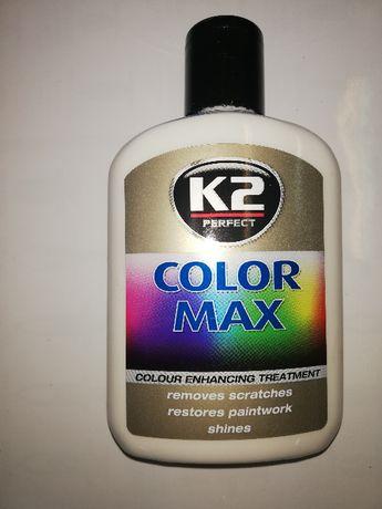 wosk koloryzujący K2 biały 200ml