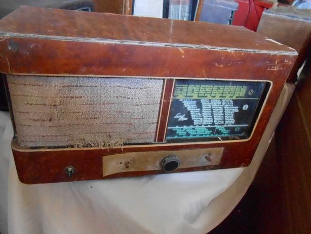 Rádios muito antigos