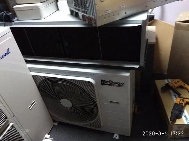 Канальный кондиционер бу McQuay M5CK050ER до 150 м2 LG CH Daikin Midea