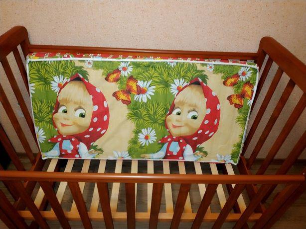 Кроватка Верес Соня Лапки (материал Бук, цвет Ольха)