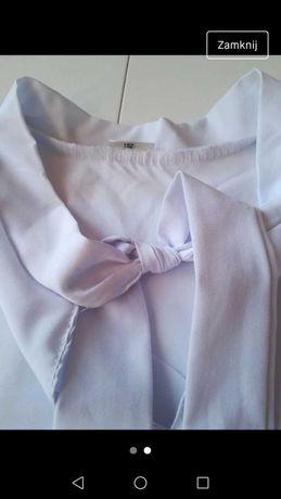Koszula biala wizytowa 152cm