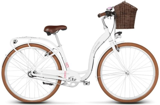 Rower KROSS Le Grand Lille 5 / Rama 17`` / Koła 28 cali