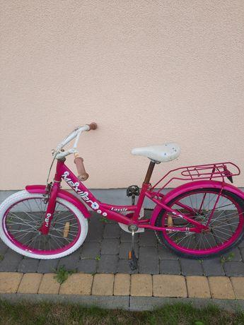 Rowerek dziecięcy-młodziezowy