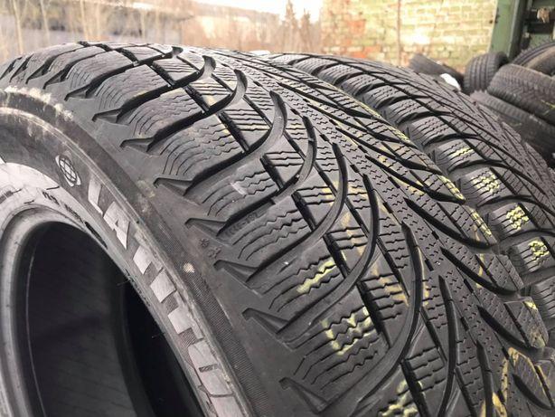 Зимові шини 235/60 R17 Michelin Latitude Alpin LA2,2018 рік,6.5mm,2шт