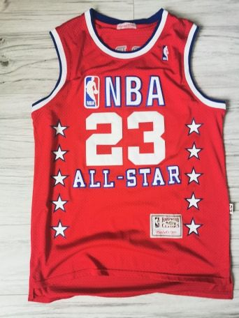 koszulka mitchell ness jordan all star game 1989