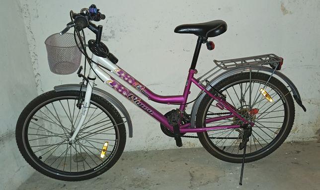 Rower dziecięcy 22 cale cali