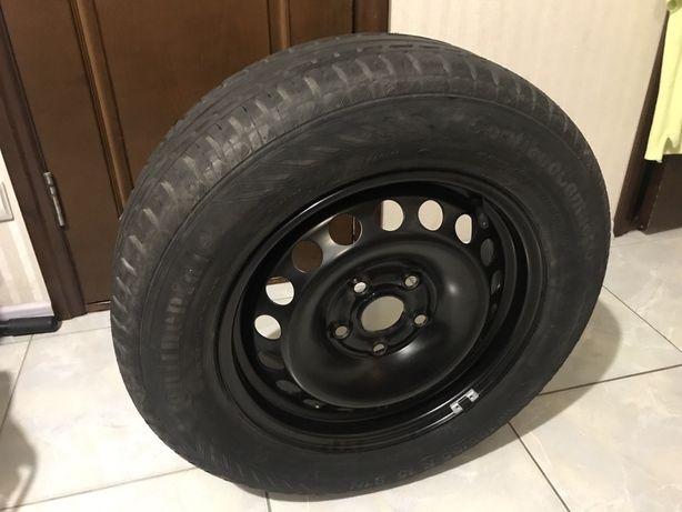Запасное колесо 195/65 R15 5х112