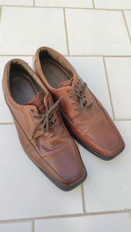 Sapato Masculino em pele - Sergio's - 40 BR