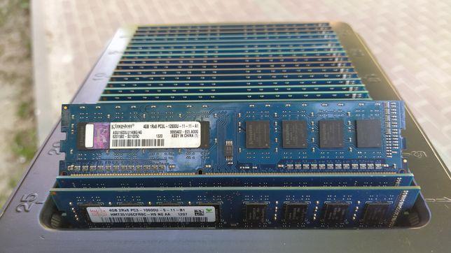 Супер ціна! Пам'ять до ПК Dimm DDR3 4GB 1333-1600 MHz/ ГАРАНТІЯ