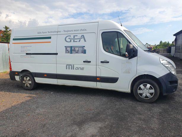 Renault Master długi sprowadzony