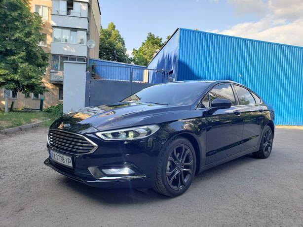 Ford Fusion 2017 2.5 в идеале!