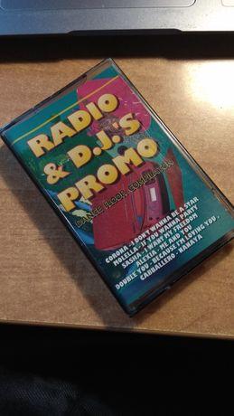 Kaseta magnetofonowa Radio & DJ's Promo