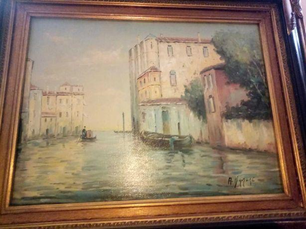 Картина, Холст, Италия
