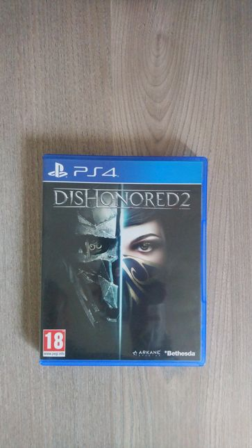 DisHonored 2 ps 4