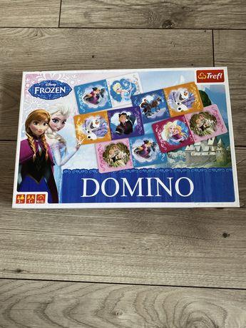 Domino frozen, kraina lodu, elsa