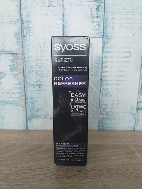 SYOSS Color refresher CZARNY