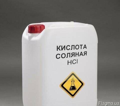 Раствор соляной кислоты 13%, соляная кислота
