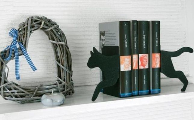 Podpórki na książki, przy zakupie 3 dowolnych szt. czwarta szt.GRATIS!