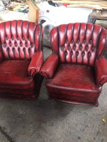 Fotele do renowacji 2 szt