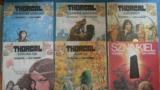 Komiksy Thorgal, Szninkiel