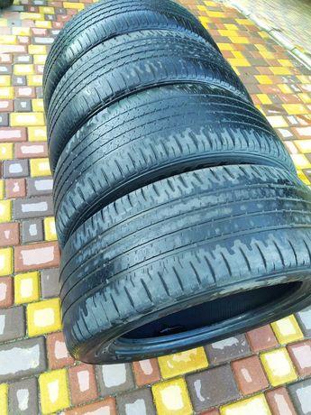 Резина Bridgestone dueler h/p 265/50/20