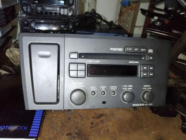 Volvo s60 v70 xc70 radio cd hu-803