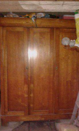 szafa 3-drzwiowa z lat 30-tych
