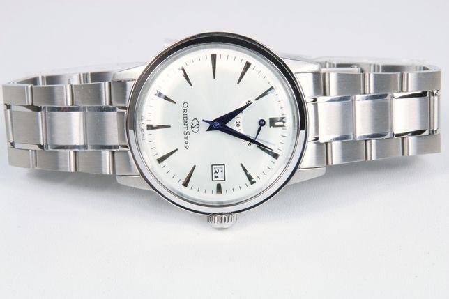 Męski zegarek ORIENT STAR SAF02003W0 nowy z Polski na gwarancji.