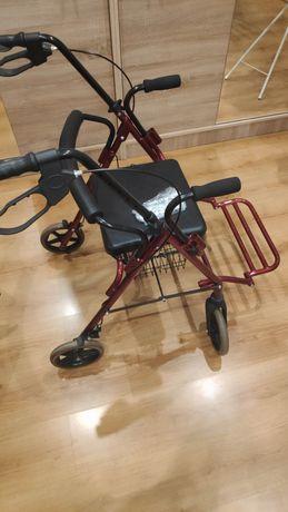 Wózek Rollator 3w1
