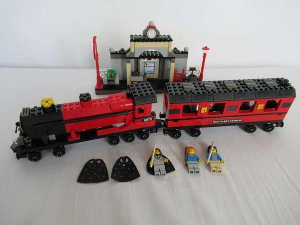 Lego Vintage - Spider-Man + Harry Potter + Star Wars