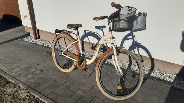 Rower miejski - damski