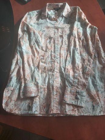 Dzianinowa koszula