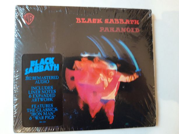 Black Sabbath - Paranoid (CD)