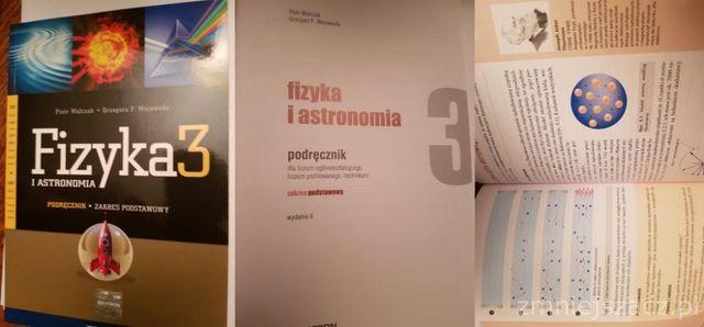 FIZYKA i astronomia 3, wydanie II, podstawowy- Walczak